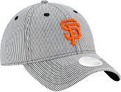 New Era Women's San Francisco Giants Black Preppy 9Twenty Adjustable Hat product image