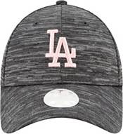 New Era Women's Los Angeles Dodgers Gray 9Forty Tech League Adjustable Hat product image
