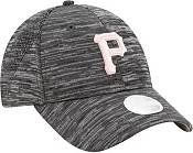 New Era Women's Pittsburgh Pirates Gray 9Forty Tech League Adjustable Hat product image