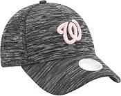 New Era Women's Washington Nationals Gray 9Forty Tech League Adjustable Hat product image