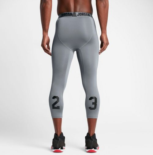 Jordan Men S Aj 3 4 Compression Tights Dick S Sporting Goods