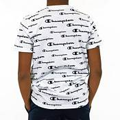 Champion Boys' Allover Print Script T-Shirt product image