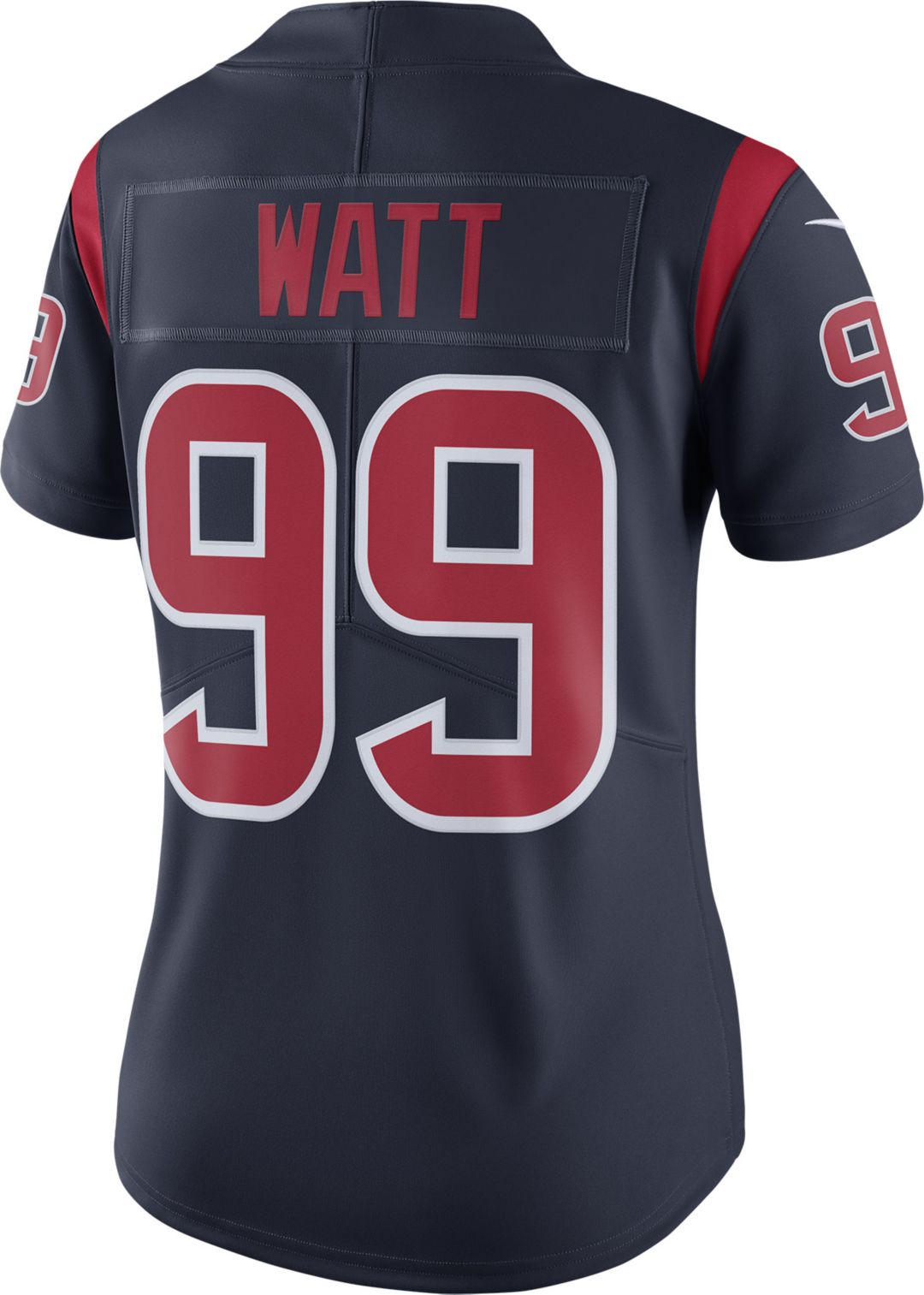 quality design 136a8 f3a25 Nike Women's Color Rush Limited Jersey Houston Texans J.J. Watt #99