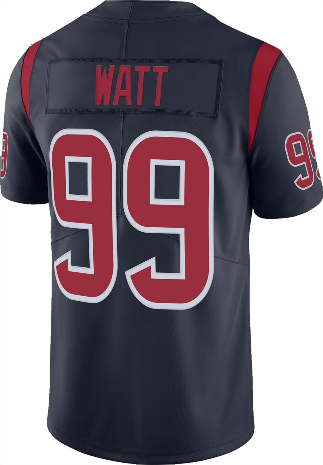 super popular f73a5 56f38 Nike Men's Color Rush Limited Jersey Houston Texans J.J. Watt #99
