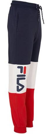 FILA Boy's Color Blocked Heritage Jogger Pants product image