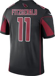 cheaper 10a68 4881b Nike Men's Color Rush Arizona Cardinals Larry Fitzgerald #11 Legend Jersey