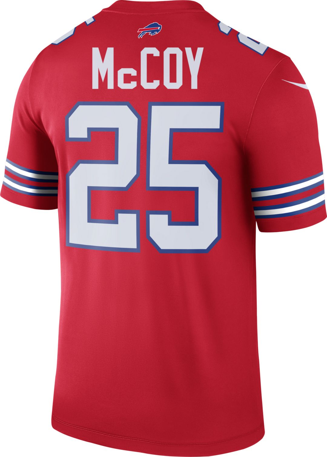 low priced 791ba 25af2 Nike Men's Color Rush Legend Jersey Buffalo Bills LeSean ...
