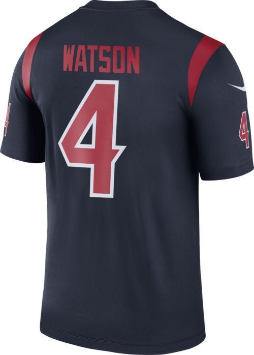 23188331c Nike Men's Color Rush Legend Jersey Houston Texans Deshaun Watson #4.  noImageFound. Previous. 1. 2. 3