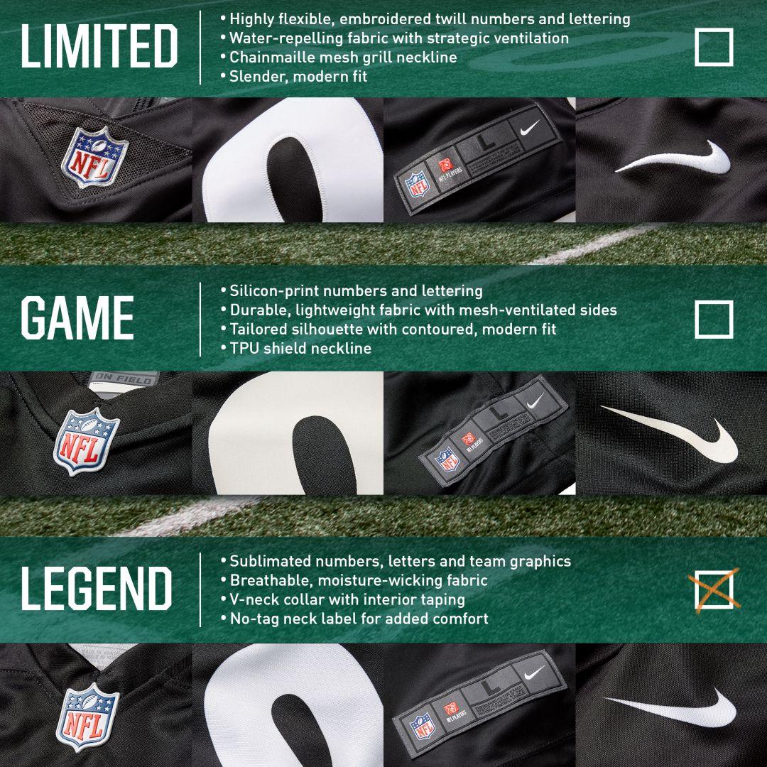 detailed look c4c2f 825b8 Nike Men's Color Rush Legend Jersey Houston Texans Deshaun Watson #4