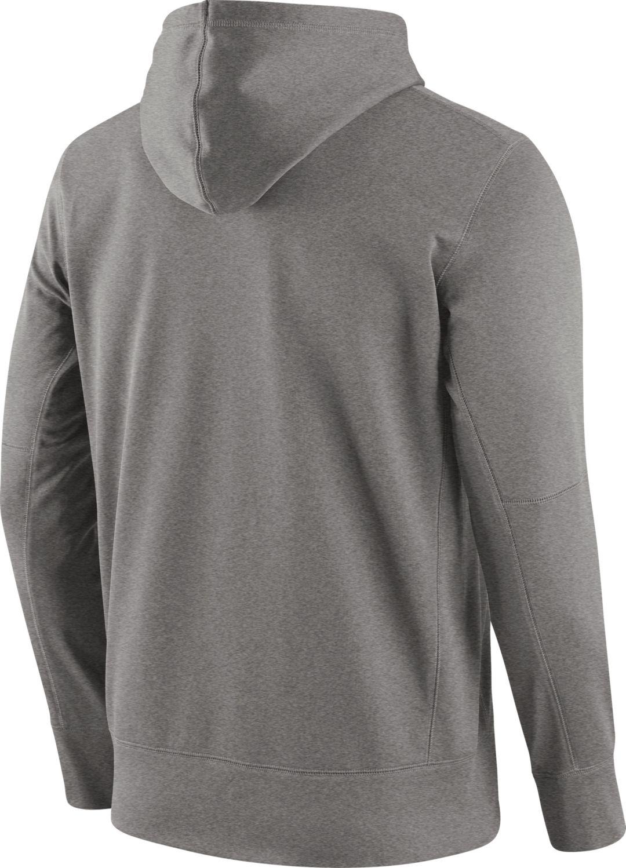 quite nice 1acb3 8fbaf Nike Men's Minnesota Vikings Performance Circuit Logo Essential Grey Hoodie