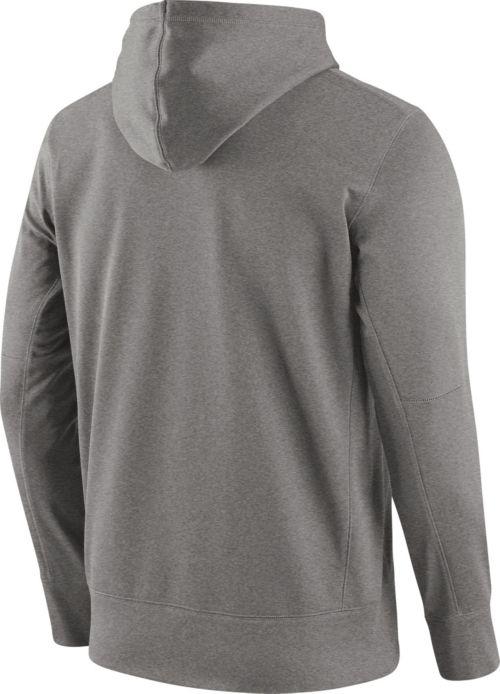 Nike Men s Minnesota Vikings Performance Circuit Logo Essential Grey Hoodie  2 98c90ac88