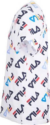 FILA Boys' Rico All Over Print T-Shirt product image