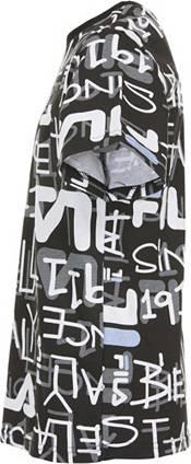 FILA Boys' Luigui Short Sleeve Graphic T-Shirt product image