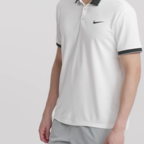 0d3f3a6c3 Nike Men's Court Dry Tennis Polo. noImageFound. Previous. 1. 2. 3