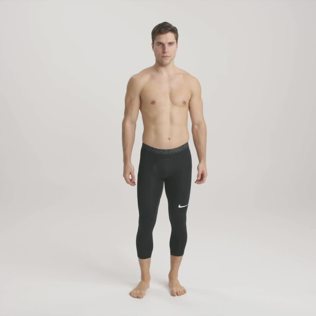 7cdde8b19cc6d Nike Men's Pro 3/4 Length Tights | DICK'S Sporting Goods