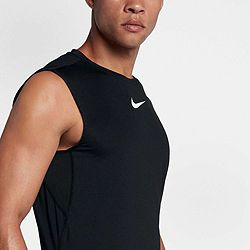 9a202d14 Nike Pro Men's Fitted Sleeveless Shirt   DICK'S Sporting Goods