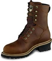 Irish Setter Men's Mesabi Logger 8'' Waterproof Steel Toe Work Boots product image