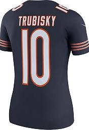 Nike Women's Color Rush Legend Jersey Chicago Bears Mitchell Trubisky #10 product image