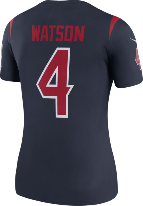 Nike Women s Color Rush Legend Jersey Houston Texans Deshaun Watson  4.  noImageFound. Previous. 1. 2. 3 7f5ba890b