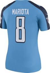 Nike Women's Color Rush Legend Jersey Tennessee Titans Marcus Mariota #8 product image