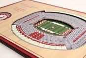 You the Fan Alabama Crimson Tide Stadium Views Desktop 3D Picture product image