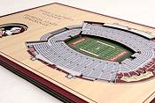 You the Fan Florida State Seminoles Stadium Views Desktop 3D Picture product image