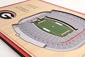 You the Fan Georgia Bulldogs Stadium Views Desktop 3D Picture product image