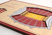 You the Fan Indiana Hoosiers Stadium Views Desktop 3D Picture product image