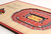 You the Fan Louisville Cardinals Stadium Views Desktop 3D Picture product image