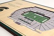You the Fan Michigan State Spartans Stadium Views Desktop 3D Picture product image