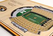 You the Fan Missouri Tigers Stadium Views Desktop 3D Picture product image