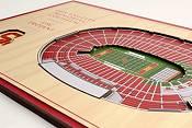 You the Fan USC Trojans Stadium Views Desktop 3D Picture product image