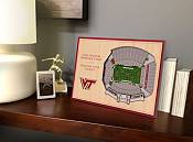 You the Fan Virginia Tech Hokies Stadium Views Desktop 3D Picture product image