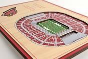 You the Fan Arizona Cardinals Stadium Views Desktop 3D Picture product image