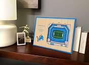 You the Fan Detroit Lions Stadium Views Desktop 3D Picture product image