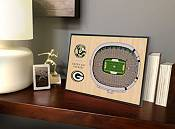You the Fan Green Bay Packers Stadium Views Desktop 3D Picture product image