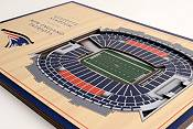 You the Fan New England Patriots Stadium Views Desktop 3D Picture product image