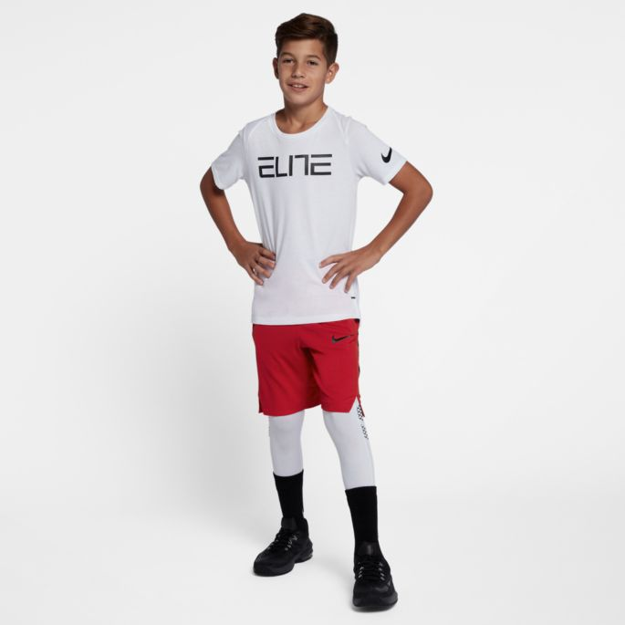 271052fc Nike Boys' Dry Elite Stripe Basketball Shorts | DICK'S Sporting Goods