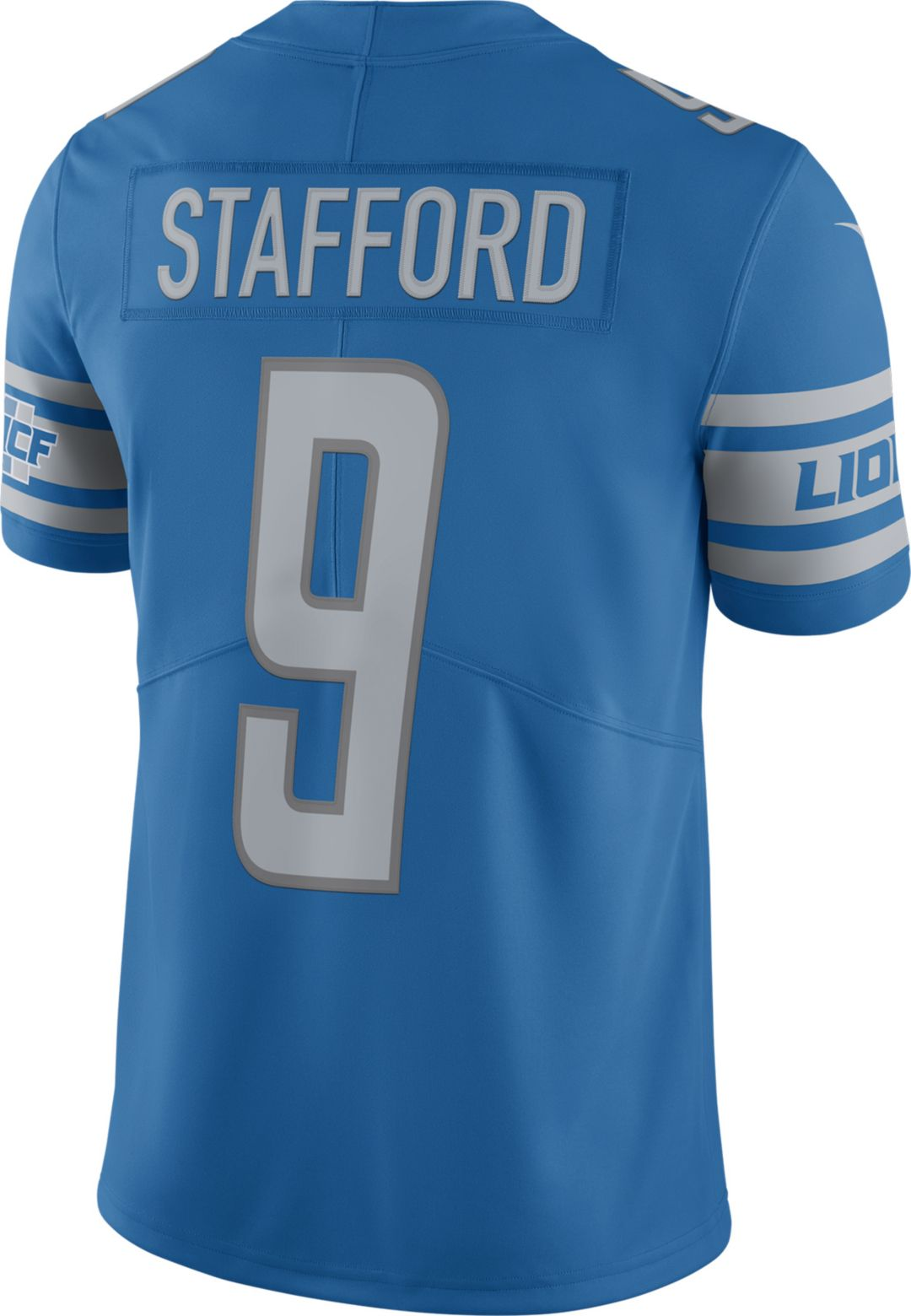 New Nike Men's Home Limited Jersey Detroit Lions Matthew Stafford #9  for cheap