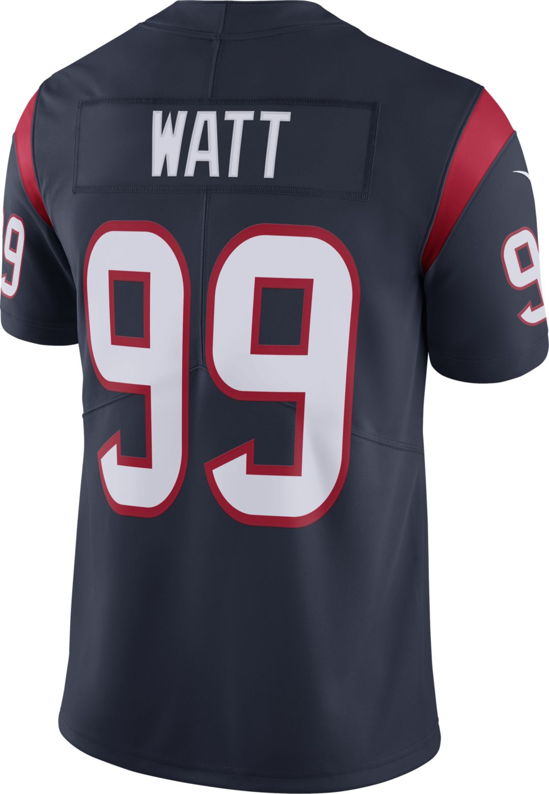 size 40 39a10 6794b Nike Men's Home Limited Jersey Houston Texans J.J. Watt #99