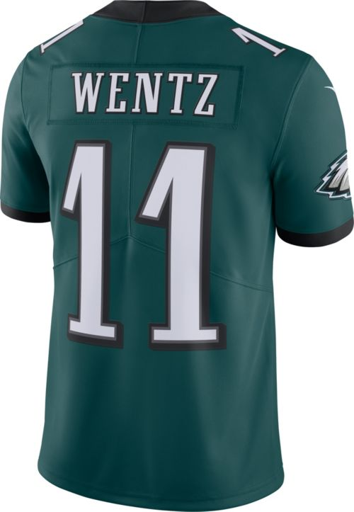 Nike Men s Home Limited Jersey Philadelphia Eagles Carson Wentz  11.  noImageFound. Previous. 1. 2. 3 5fe1b17d5