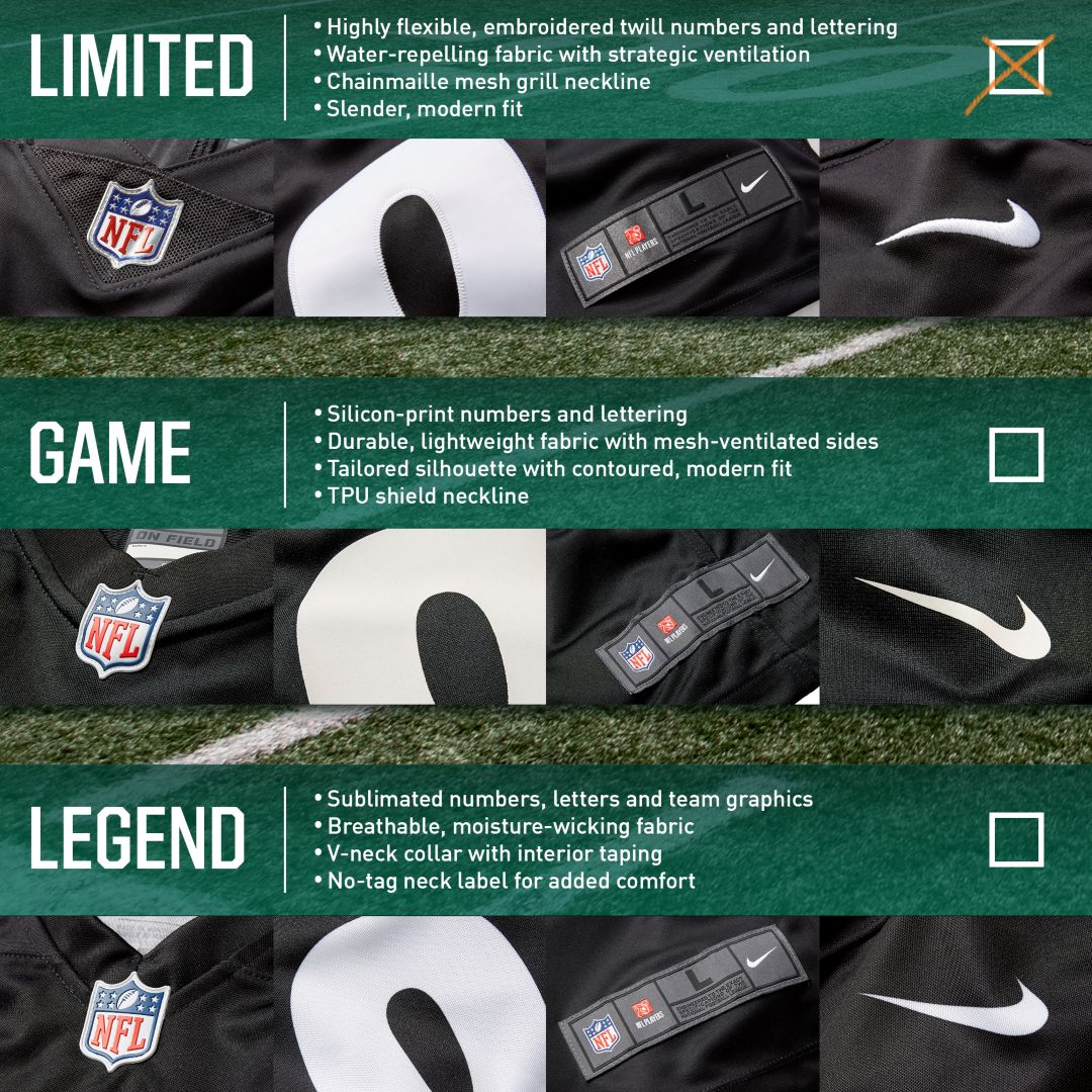 fb51fc29 Nike Men's Home Limited Jersey Philadelphia Eagles Carson Wentz #11