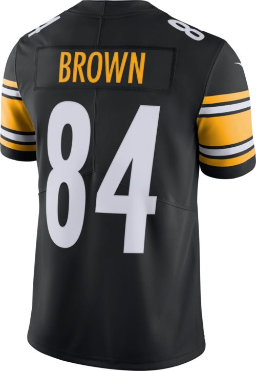 Nike Men s Home Limited Jersey Pittsburgh Steelers Antonio Brown  84.  noImageFound. Previous. 1. 2. 3 c145ae753