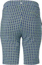 "EP Pro Women's 20"" Geo Print Pull On Golf Shorts product image"