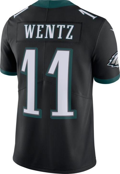 b5c096efa Nike Men s Alternate Limited Jersey Philadelphia Eagles Carson Wentz  11.  noImageFound. Previous. 1. 2. 3