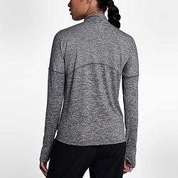 ac8cc4ae1936 Nike Women s Dry Element Half Zip Long Sleeve Running Shirt alternate 1