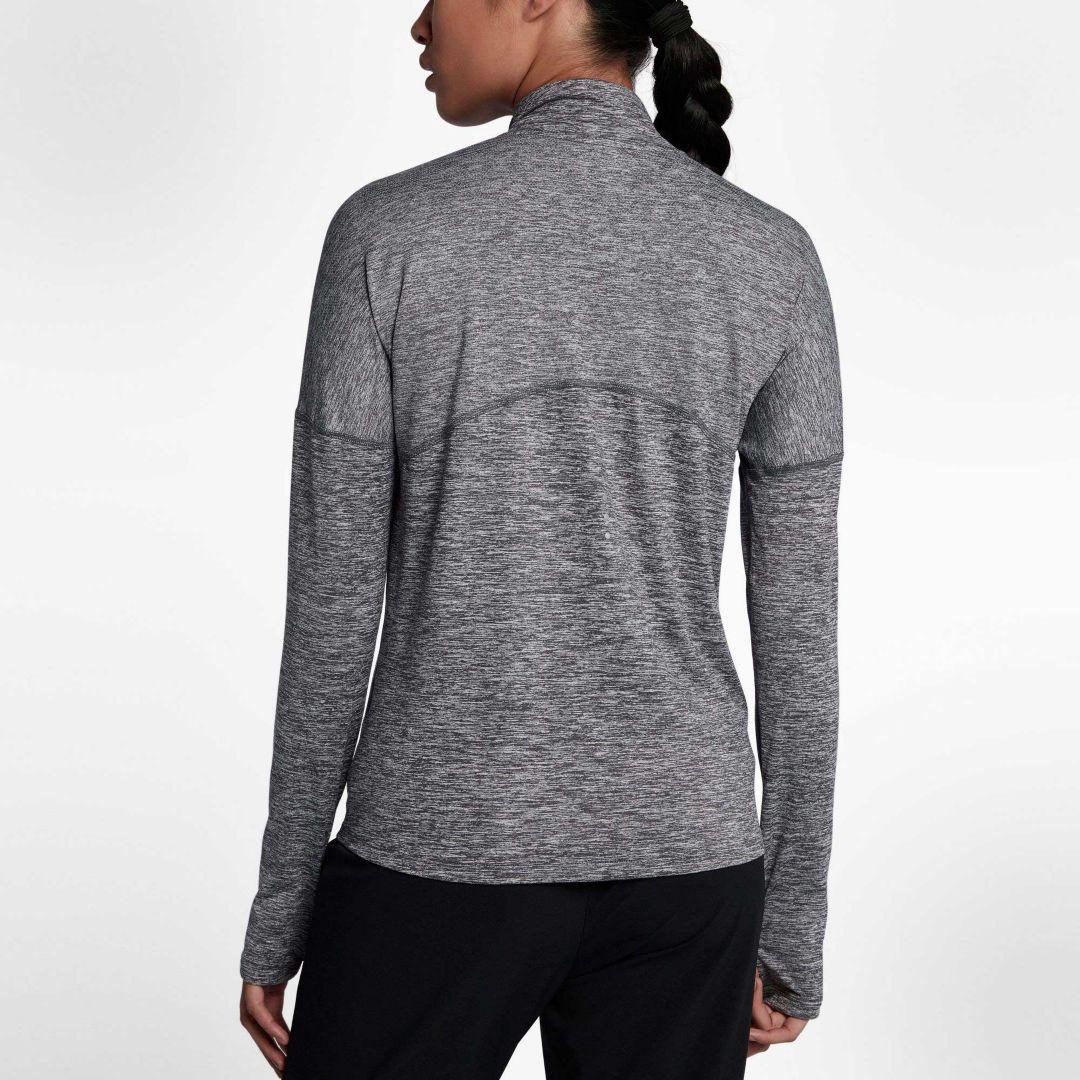 1f107071ca0e Nike Women s Dry Element Half Zip Long Sleeve Running Shirt 2