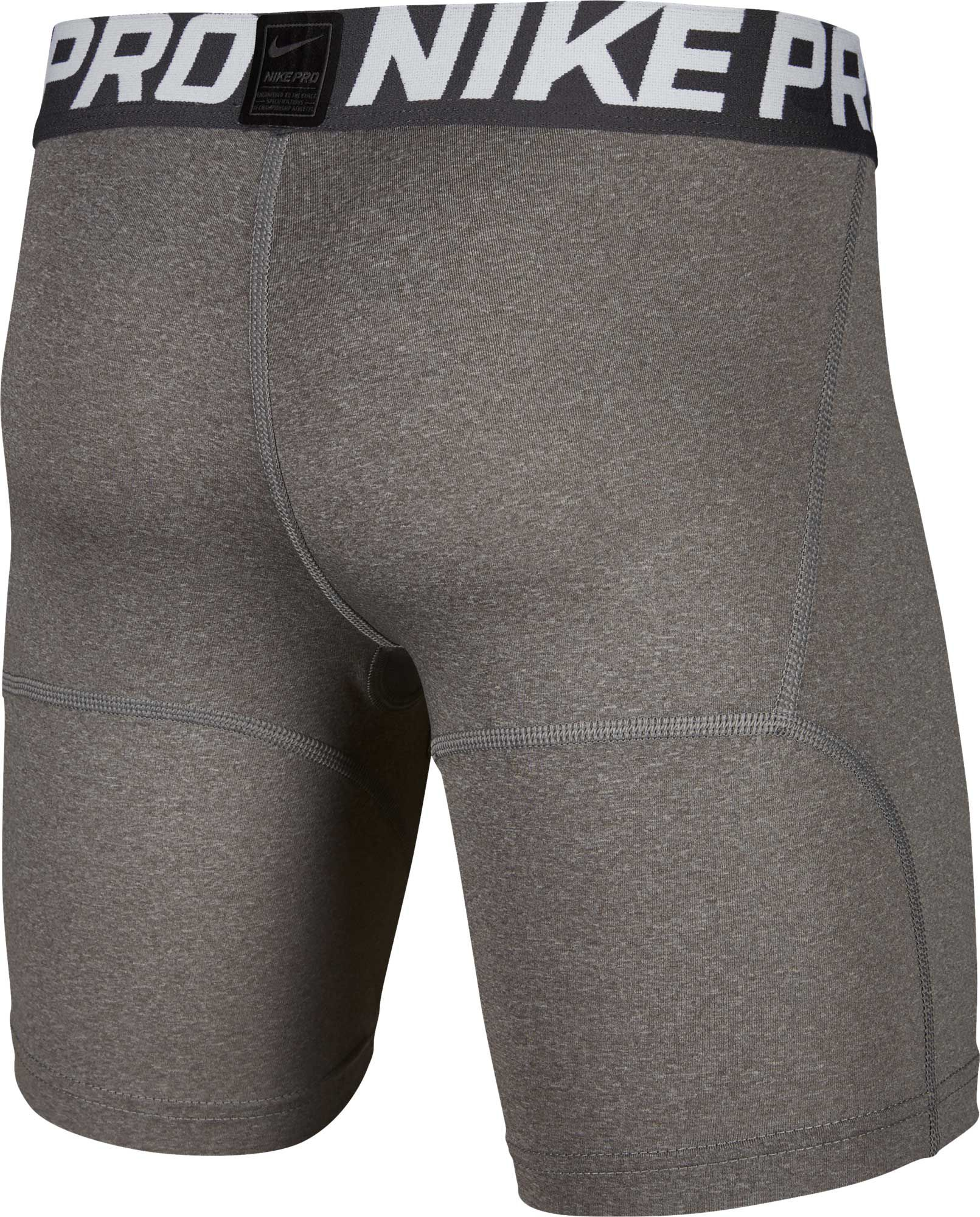 nike youth compression shorts