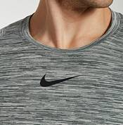 Nike Men's Pro Heather Printed Fitted T-Shirt product image