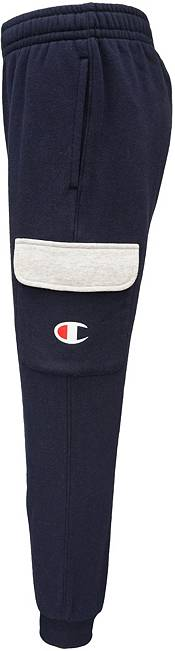 Champion Boys' Cargo Colorblocked Joggers product image